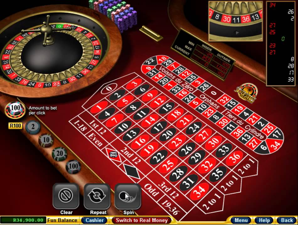 Roulette Strategy - 951296