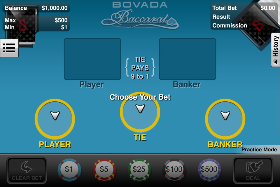 Baccarat Strategy Mobile - 257802