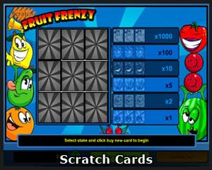 Quality Scratch Cards - 778167