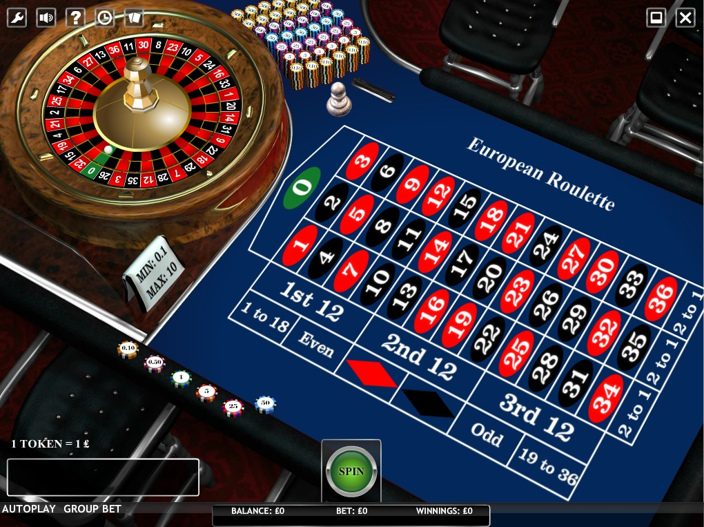 Roulette Next Number - 436837