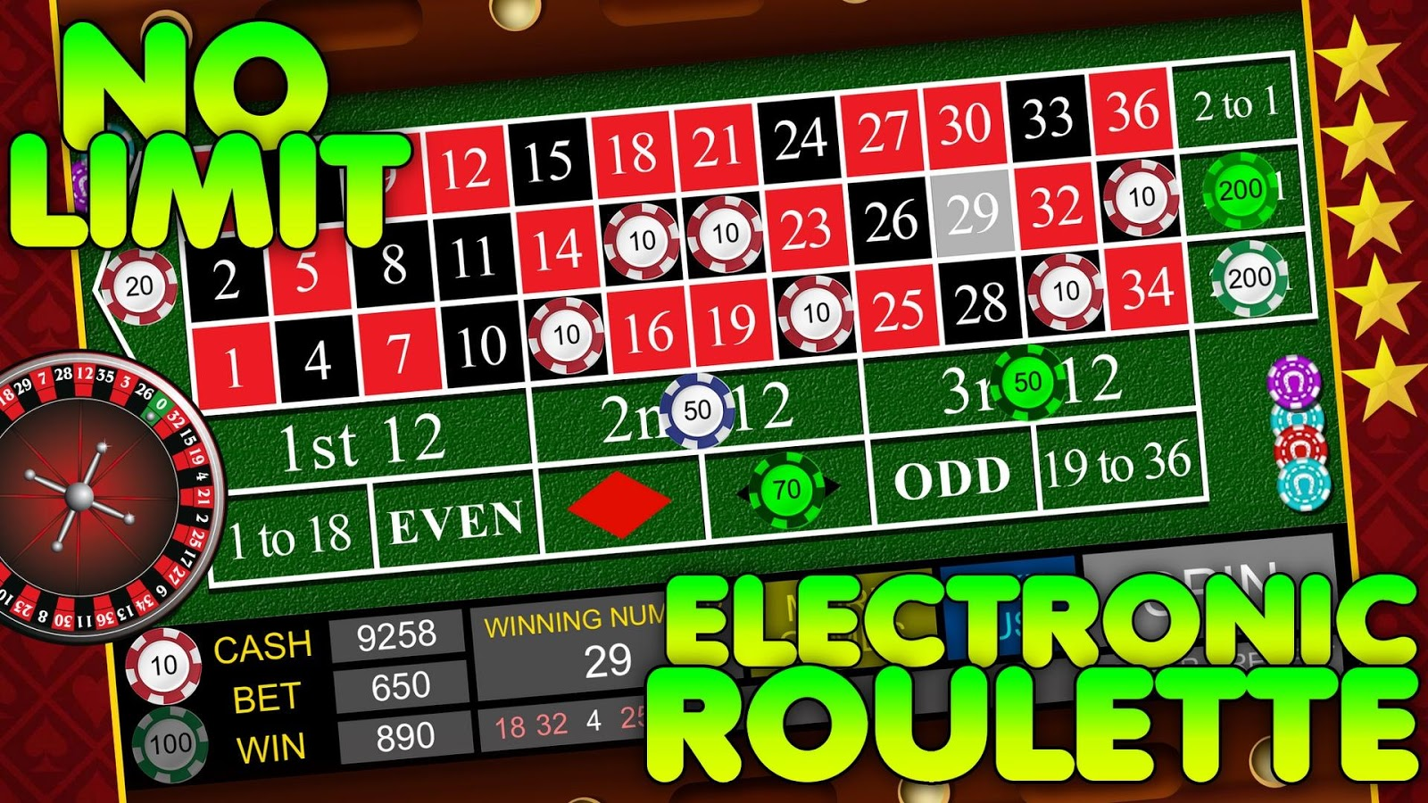 Roulette Strategy to - 277947