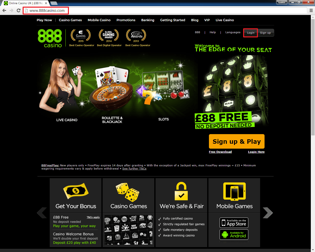 Casino Live Chat - 441235