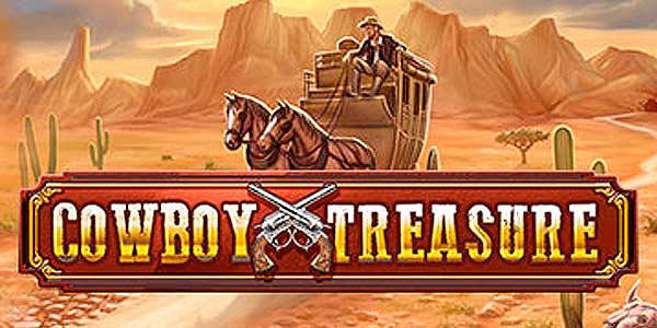 Cowboy Treasure Slot - 155192