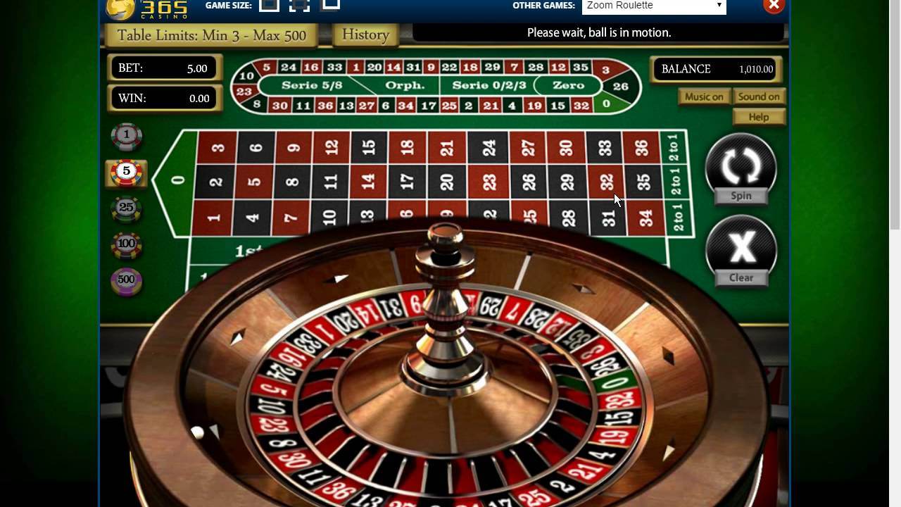 Roulette Strategy - 498713