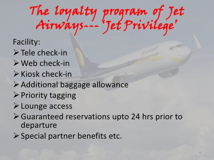 Loyalty Program - 258779