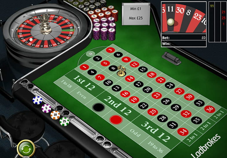 Cheapest Roulette Instant - 321913