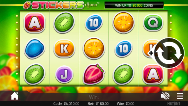 Stickers Slot Friendly - 357850
