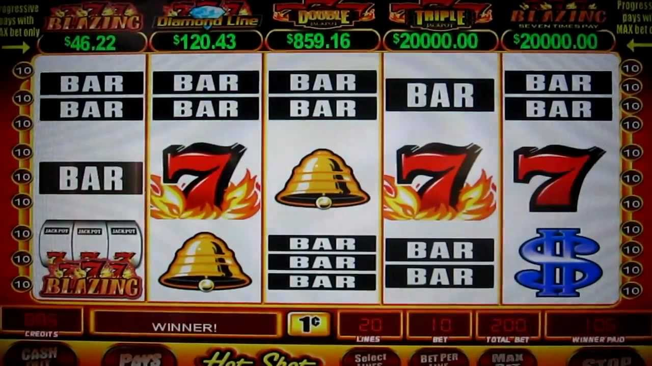 Slot Machine Odds - 693904