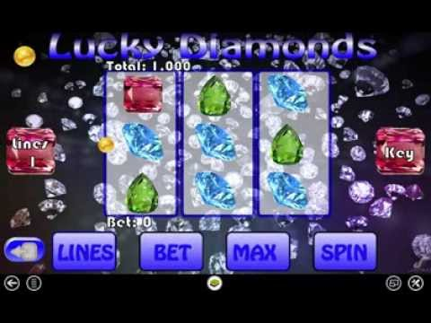 Lucky Diamonds - 205360