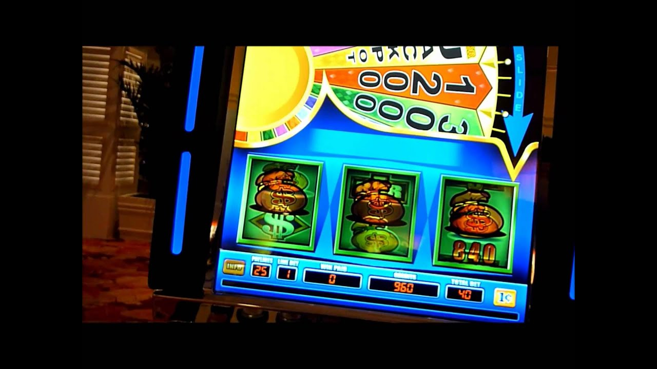 Slot Machine Money - 411556