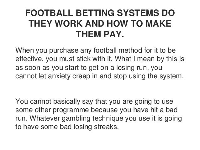 Betting Strategies That - 983537