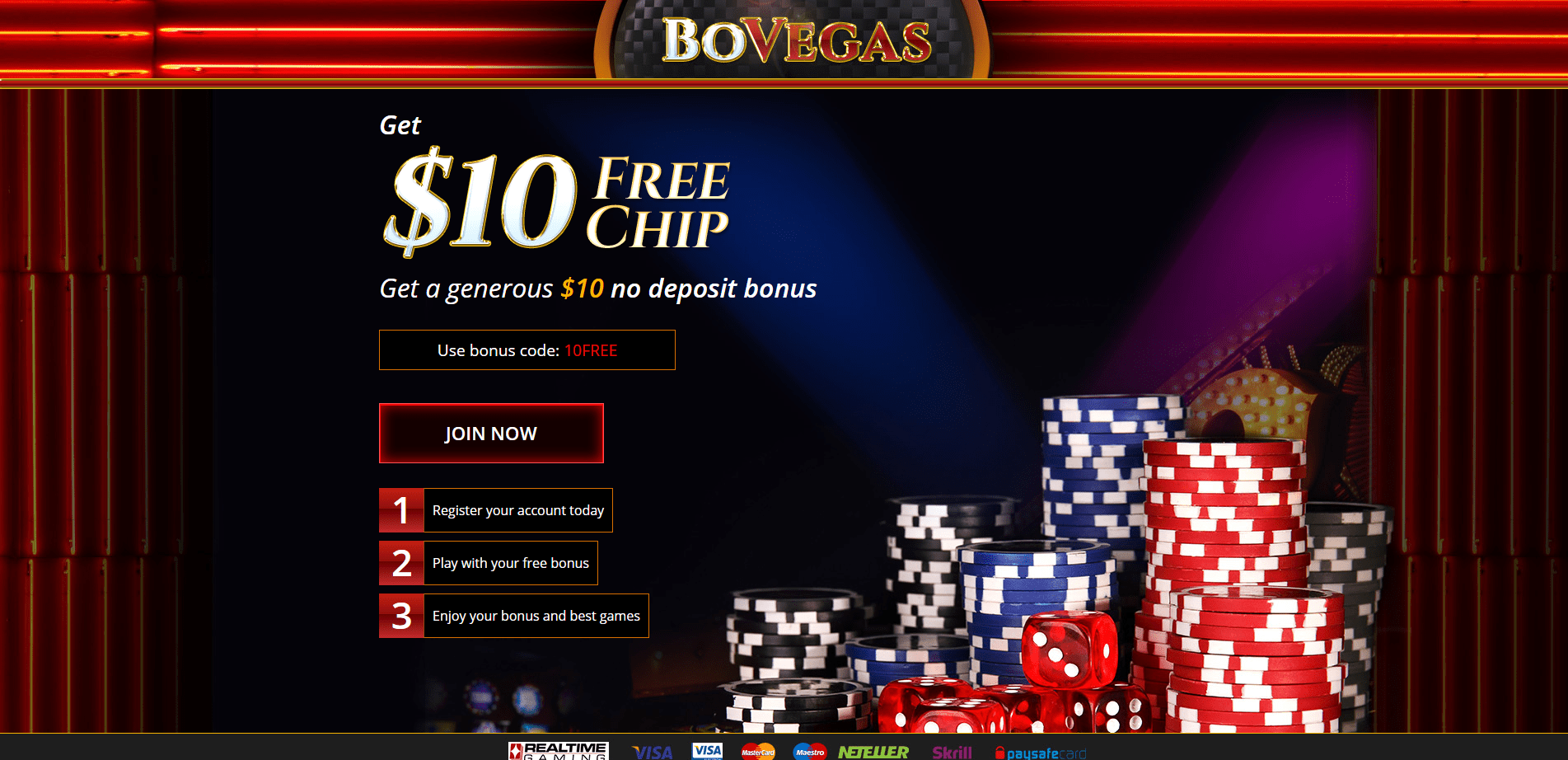 Latest Bonus Codes - 888549