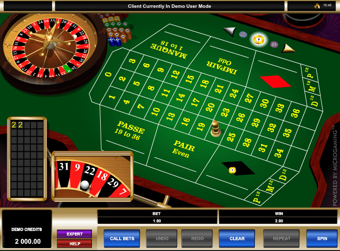 Play French Roulette - 494827