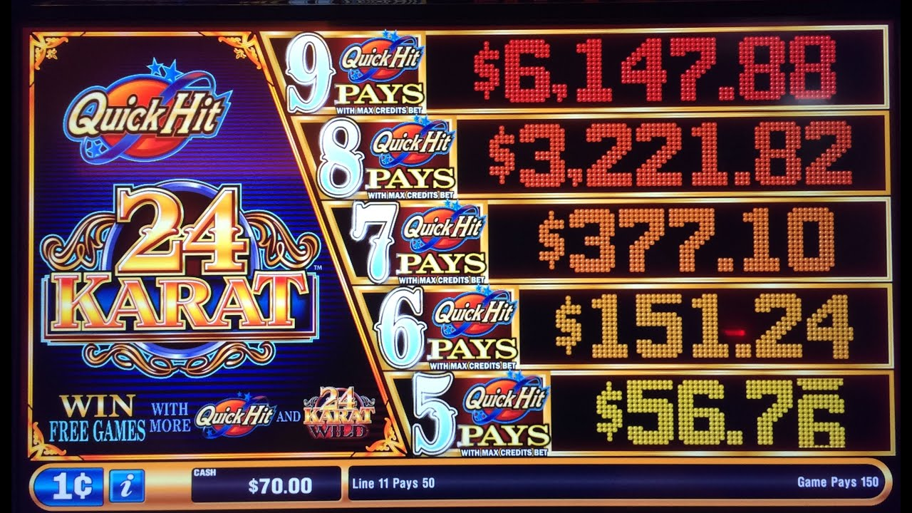 Quick Hits Slot - 764102