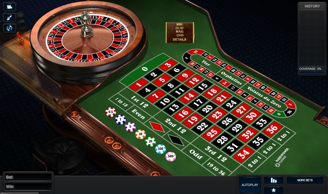 Roulette Strategy Discuss - 851016