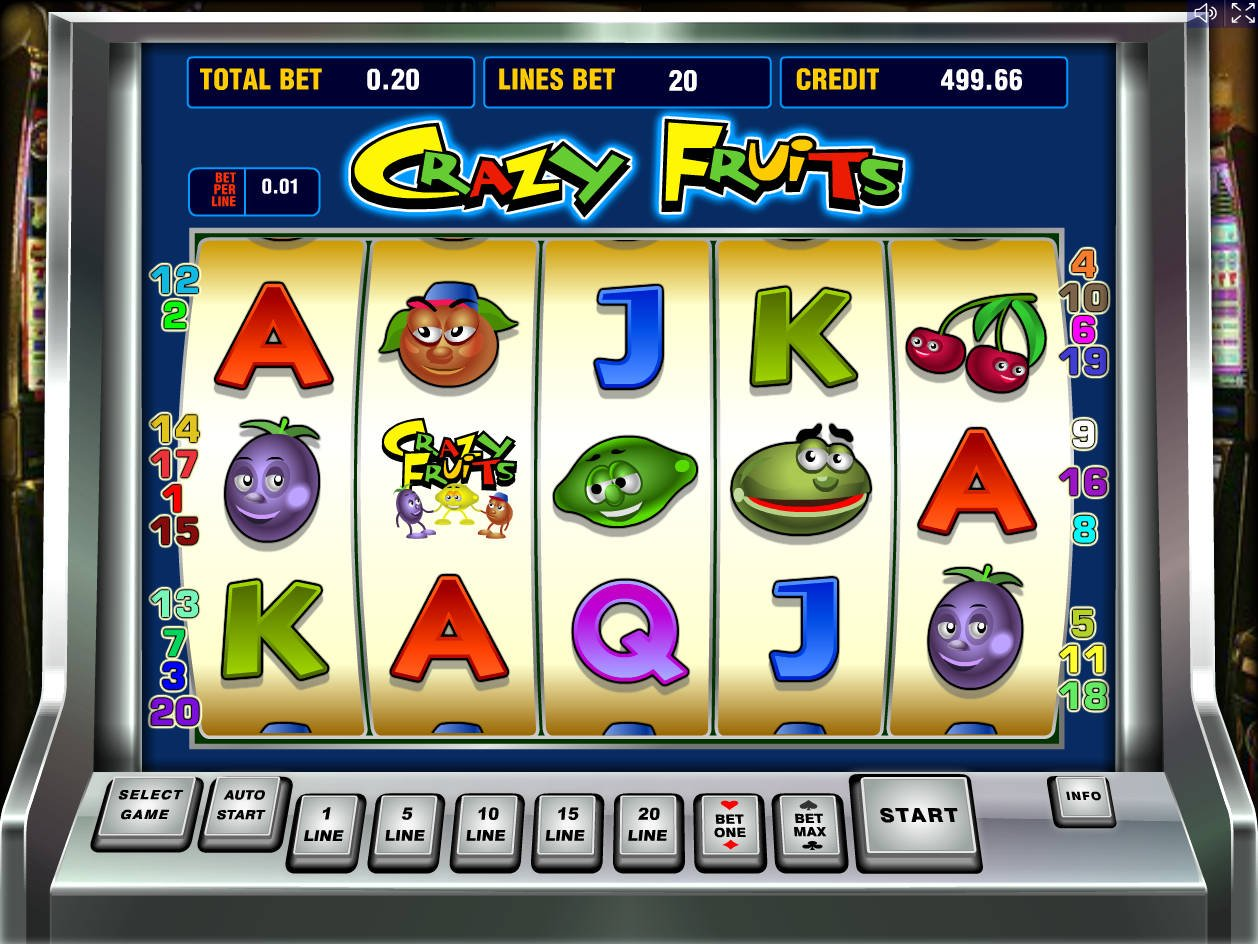Super Fruit Slot - 411610